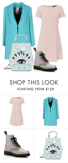 """""""Breezy Spring"""" by elksyu on Polyvore featuring мода, Antonelli, Annie P., Dr. Martens и Kenzo"""
