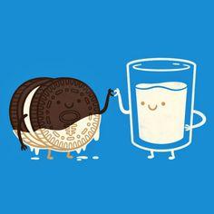 Dunkalicious  Milk's favorite cookie :)