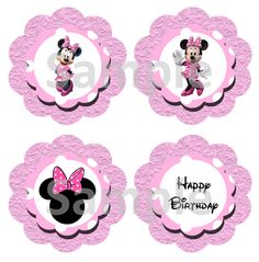 Minnie Mouse Party Online Invitation Minnie mouse party Mouse