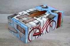 Maják a bicykel