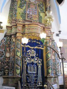 Ari Ashkenazi Synagogue, Safed, Israel