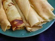 Make and share this Norwegian Thin Pancakes recipe from Food.com.