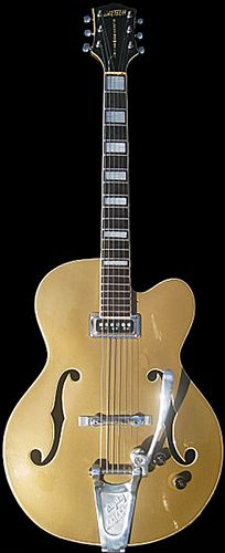 1954 Gretsch Electromatic Streamliner - in 'jaguar tan'