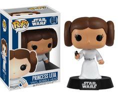 Princess Leia Funko Pop Vinyl - Back in stock soon
