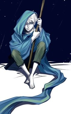 Lonely Jack Frost