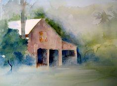 An Artist Labyrinth: Ginny Stiles: John Lovett workshop Day Two