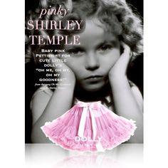 Little Whispers - Tutu Skirt - Dolly Pettiskirt - Le Petit Tom - Ballet Skirt -