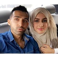 Sham Idrees - Love his videos .. And the cutest girl with him ..
