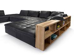 Designer Sofas Leder drift walter knoll chaiselongue interieur design