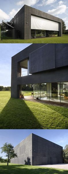 The First Official Zombie Proof House by KWK Promes.