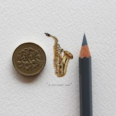 "painting project by Cape Town artist Lorraine Loots who has been creating a miniature painting Miniature Project ""Postcards for Ants"""
