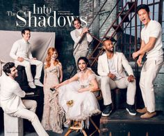 #Shadowhunters cast in Bello magazine