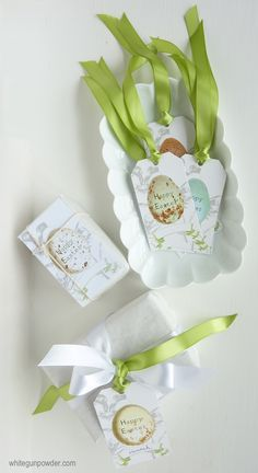 free printable Easter egg gift tags & cards