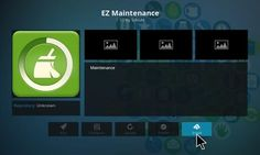 How to Install Ez Maintenance Add-on Kodi 17.1 Krypton step 18