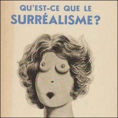 """surreelust: """"Qu'est-ce Que Le Surrealisme? by Rene Magritte """""""