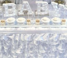 Heavely Baby Shower Party Ideas | Photo 1 of 11
