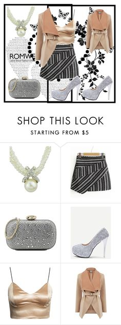 """""""Romwe 4"""" by dinka1-749 ❤ liked on Polyvore featuring Love Moschino and Oasis"""