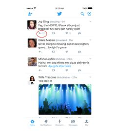 Twitter brings ranked conversations to mobile devices