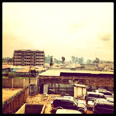 Nyando Slums, Nairobi, Kenya - one of the cities where we work. One of our favorite pins of the week 9/3.