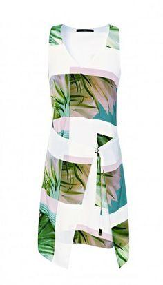 Tibi Fiore Di Cactus Dress on shopstyle.com