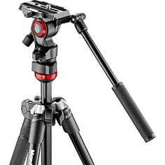 The most compact video kit, dedicated to videographer on the go. The Manfrotto Befree Live is easy to carry everywhere thanks to its small size and minimal design. It fulfils the increasing customer demand for a lightweight tripod that is easy-to-carry fo Camera Rig, Camera Tripod, System Camera, Zoom Lens, Minimal Design, Kit, Cameras, Image Link, Amazon