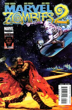 Marvel Zombies 2 - 5 of 5