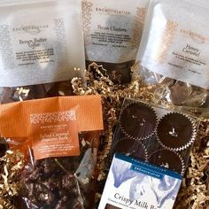 Know someone who needs a little TLC? Perhaps a close friend going through a tough time, a long distance family member you're missing, a student off at college or their first job or first apartment? Send a little love with our EHChocolatier Care Package. Certified to make that someone special feel a whole lot better.