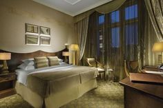 Deluxe Double Room with King size beds - Art Deco Imperial Hotel Prague