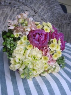 Country vintage bouquet