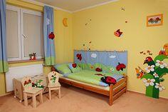 Detská izba Lienka Katka Toddler Bed, Furniture, Home Decor, Homemade Home Decor, Home Furnishings, Decoration Home, Arredamento, Interior Decorating