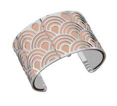 Bijoux LES GEORGETTES : Manchette avec Cuir réversible pour stylisée avec une manchette . http://www.bijouterie-influences.com/search.php?search_query=les+georgettes