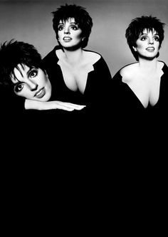 Liza Minnelli by Richard Avedon