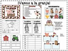 Farm Unit in Spanish