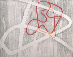 László Moholy-Nagy Espace / Space CH 4 Huile sur toile / Oil on canvas 68.5 x 89 cm 1938