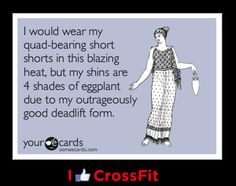 Problems of having amazing legs.with great deadlift form. Crossfit Quotes, Crossfit Humor, Crossfit Motivation, Gym Humor, Workout Humor, Fitness Humor, Funny Fitness, Crossfit Baby, Crossfit Gear