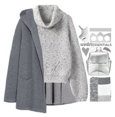 """snow"" by emilypondng ❤ liked on Polyvore featuring Kin by John Lewis, CB2, Chinti and Parker, Topshop, Kelly Wearstler, Jane Iredale, Iosselliani and winterstaples"