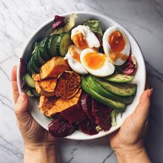Cobb Salad, Photo And Video, Breakfast, Instagram, Food, Morning Coffee, Essen, Meals, Yemek