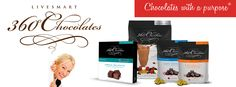 The most amazing chocolates ever! Packed with nutrition that make you feel incredible! Business opportunity also available!