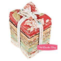 #FQSgiftguide Tapestry Fat Quarter Bundle Fig Tree Quilts for Moda Fabrics   love love LOVE!!!