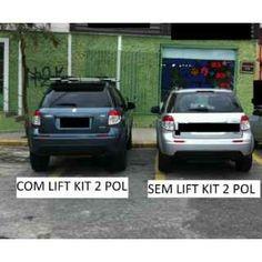 Lift Kit 2 Pol. Suzuki Sx4 - Fabricante:new Track (brasil)