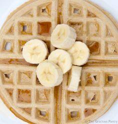 Clean Eating Belgian Waffles