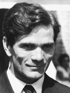 Pier Paolo Pasolini, Canterbury Tales, Saint Matthew, Ancient Myths, Nostalgia, Italian Army, Literary Criticism, Film Director, Famous Faces