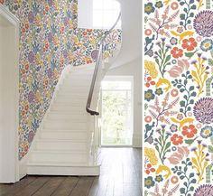 design d'escalier scandinave | ... colorées pour une cage d escalier dans un esprit nordique assuré