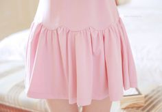It's fun to be feminine !  Really nice to have a dress, so all pink to wear !!! (Chloe Sissi)