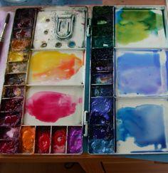 Ann's Watercolour Studio