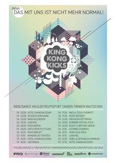 King Kong Kicks // 09 2016