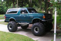Old Ford Trucks, Ford 4x4, 4x4 Trucks, Lifted Trucks, Ranger 4x4, Ford Ranger, Old Bronco, Old Fords, Bobber Chopper