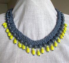 DIY: Un collier plastron