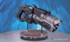 Captain Cold Gun Replica