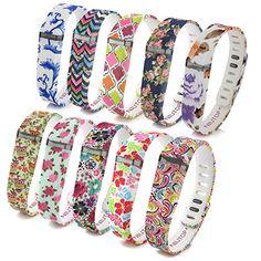 Niutop 10pcs Replacement Bands with Clasps for Fitbit Flex Only /No Tracker/ Wireless Activity Bracelet Sport Wristband Fit Bit Flex Bracelet Sport Arm Band Armband (No Tracker) (10pcs set1, Small) Niutop http://www.amazon.com/dp/B00YE8AZTK/ref=cm_sw_r_pi_dp_t8dQvb15ETNGJ